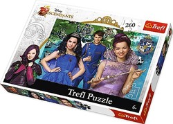 Descendants: Before the Ball Night 260pcs (13199) Trefl