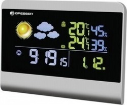 Bresser Temeotrend Colour Radio Controlled Weather Station