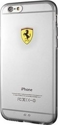 Ferrari Back Cover Διαφανές (iPhone 6/6s)