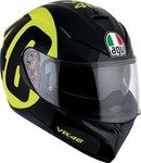 AGV K-3 SV Pinlock Bollo 46 Black/Yellow