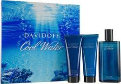 Davidoff Cool Water United Men Eau de Toilette 125ml & Shower Gel 75ml & After Shave Balm 75ml