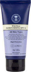 Neal's Yard Remedies Wild Rose Moisturising SPF30 50ml