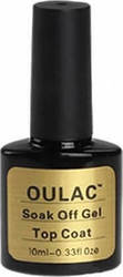Oulac Soak Off Gel Top Coat