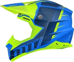 MT Synchrony Spec Blue/Fluo
