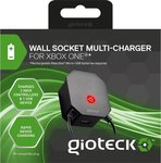 Gioteck Wall Socket Multi-charger XBOX One