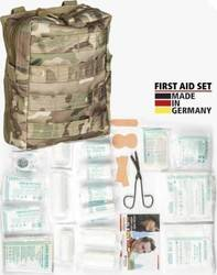 Mil-Tec First Aid Leina Pro Large - Black 43τμχ