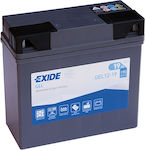 Exide Factory Sealed Gel & AGM 19Ah (GEL12-19)