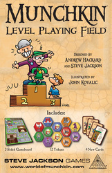 Steve Jackson Games Munchkin: Level Playing Field