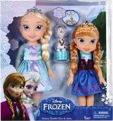 Jakks pacific disney frozen toddler elsa anna olaf - Anna reines des neiges ...