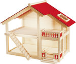 Pin Toys Woodlands Dolls House