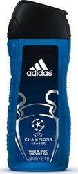 Adidas Champions League Shower Gel 400ml