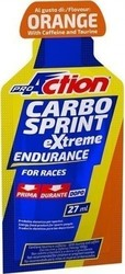 ProAction Proaction Carbo Sprint Extreme 27ml Πορτοκάλι