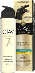 Olay Total Effect Sensitive Protection Moisturiser SPF15 50ml