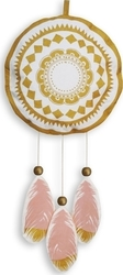 Elodie Details Musical Mobile Feather Love Large