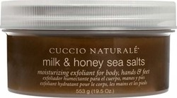 Cuccio Milk & Honey Sea Salts Body Scrub 553gr