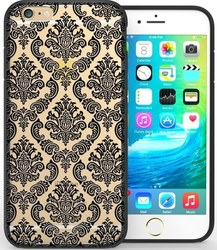 YouSave Accessories Damask Μαύρο (iPhone 7)