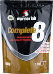 Warrior Lab Complete 8 500gr Βανίλια