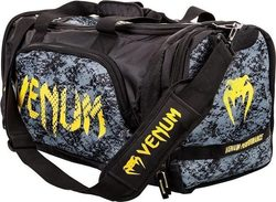 Venum Tramo Sport Bag Black/Yellow