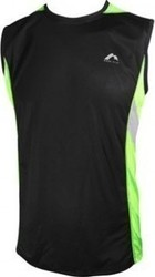 More Mile More-tech Sleeveless Running Top MM1884