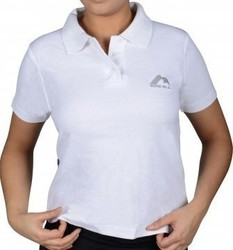 More Mile Short Sleeve Polo Shirt