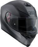 AGV K-5 S Multi - Enlace Black Matt/Grey