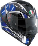 AGV K-5 S Multi - Hurricane Black/Blue/White