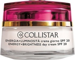Collistar Energy & Brightness Day Cream 20SPF 50ml
