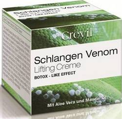 Crevil Cosmetics Schlangen Venom Lifting Creme 75ml