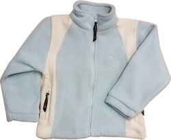 Παιδική Ζακέτα Fleece Pavlos Sky Blue Trespass