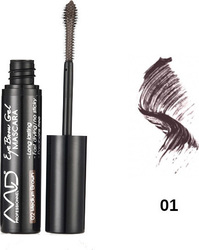MD Professionnel Eyebrow Gel Mascara 01 Brunette