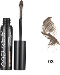 MD Professionnel Eyebrow Gel Mascara 03 Dark Blond