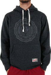 Russell Athletic Pull Over Hoody Big Rosette A5-051-2-098