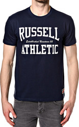 Russell Athletic Crew Neck Arch Logo Tee A4-010-1-190