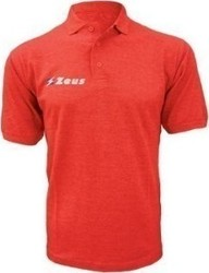Zeus Polo Basic RED