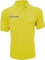 Zeus Polo Basic YEL