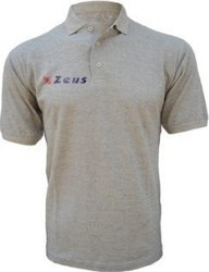 Zeus Polo Basic GRY