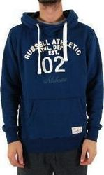 Russell Athletic Pull Over Hoody Contrast A5-603-2-185