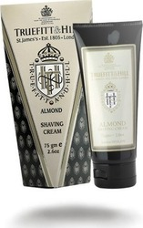 Truefitt & Hill Almond Shaving Cream Tube 75gr