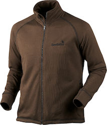 FLEECE ΖΑΚΕΤΑ SEELAND RANGER DEMITASSE BROWN