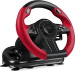 SpeedLink Sl-450500-bk Trailblazer Racing Wheel