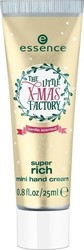 Essence The Little X-mas Factory Vanilla Scented Super Rich Mini Hand Cream 01 Holiday Hugs 25ml