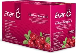 Nature's Path Ener-C 1000mg 9.50gr Cranberry