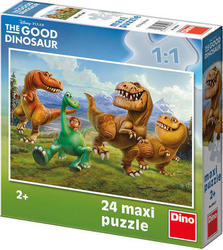 The Good Dinosaur 24pcs (350137) Dino