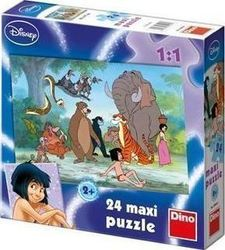 The Jungle Book: Mowgli and friends 24pcs (350069) Dino