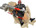 Hasbro Star Wars: Hero Mashers Speeders (Διάφορα Σχέδια)