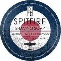 Phoenix And Beau Spitfire Shaving Soap 115gr
