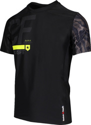 Reebok Crossfit Short Sleeve Compression Shirt AX8876