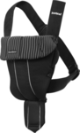 BabyBjorn Μάρσιπος Original Black Pinstripe