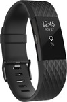 Fitbit Charge 2 Special Edition Black / Gunmetal (Small)