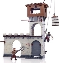 Mega Bloks Assassin's Creed: Fortress Attack